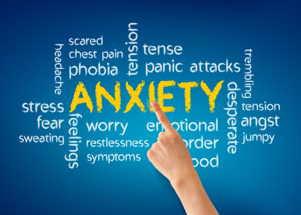 Anxiety Treatments in Houston