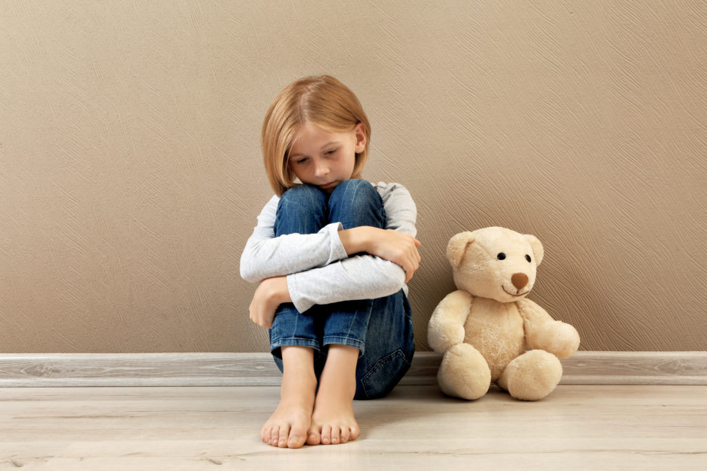 Social anxiety in kids and teens