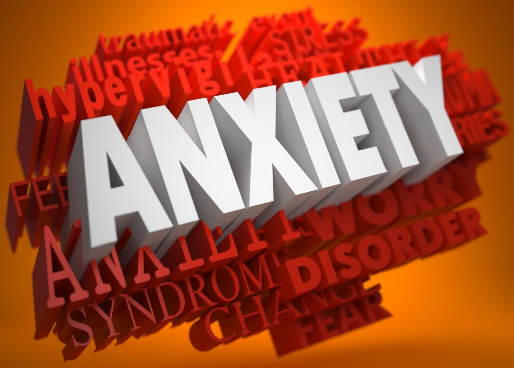 Anxiety Therapy in Houston