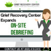 Grief Recovery Center Expands On-Site Debriefing Services in Houston Tx