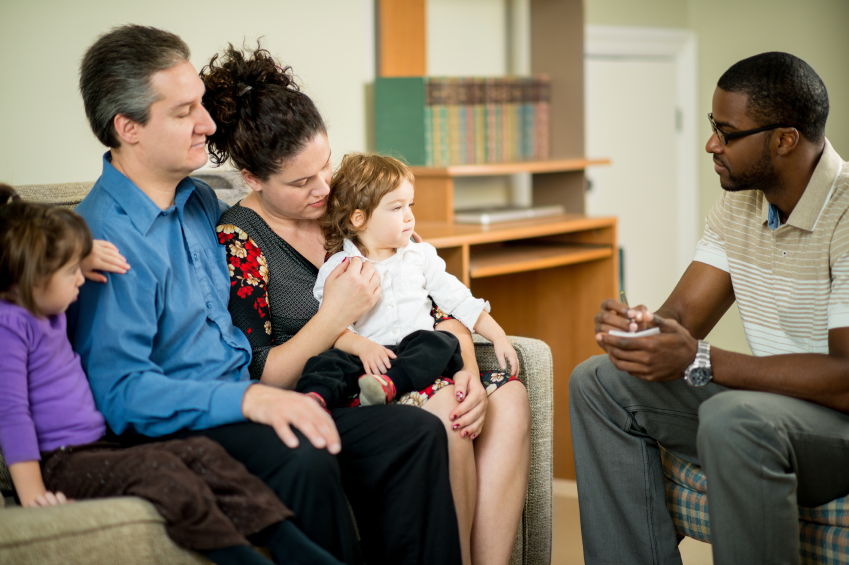 What are the benefits of family therapy grief recovery for The family room psychotherapy associates